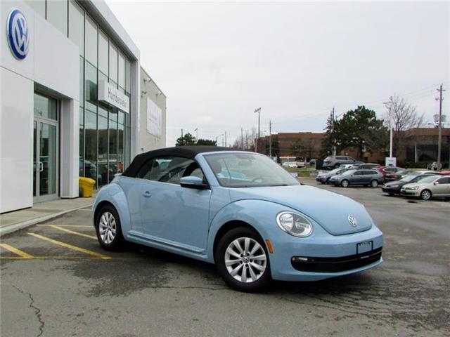 2013 Volkswagen Beetle 2.5L Comfortline (Stk: 96516AB) in Toronto - Image 1 of 20