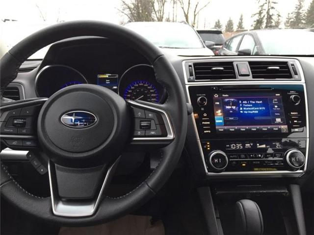 2019 Subaru Legacy 4dr Sdn 2.5i Touring Eyesight CVT (Stk: 32559) in RICHMOND HILL - Image 12 of 19