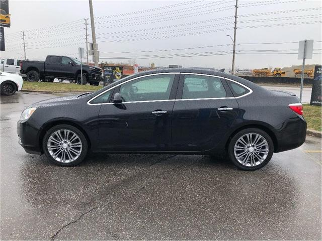 2013 Buick Verano Leather Package (Stk: U251865) in Mississauga - Image 2 of 22