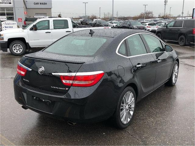 2013 Buick Verano Leather Package (Stk: U251865) in Mississauga - Image 5 of 22