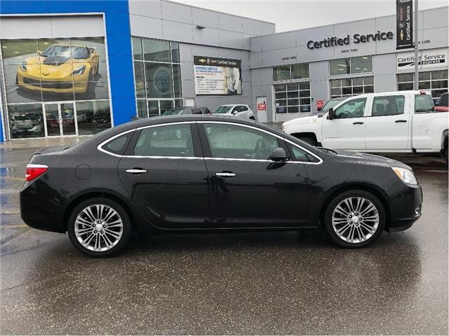 2013 Buick Verano Leather Package (Stk: U251865) in Mississauga - Image 6 of 22