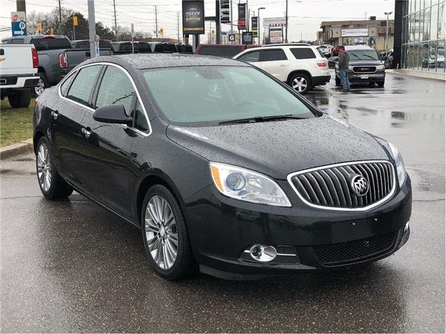 2013 Buick Verano Leather Package (Stk: U251865) in Mississauga - Image 7 of 22