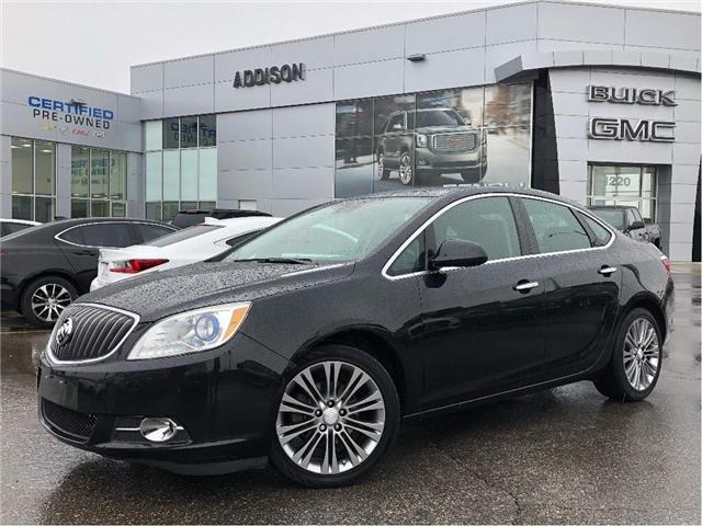 2013 Buick Verano Leather Package (Stk: U251865) in Mississauga - Image 9 of 22