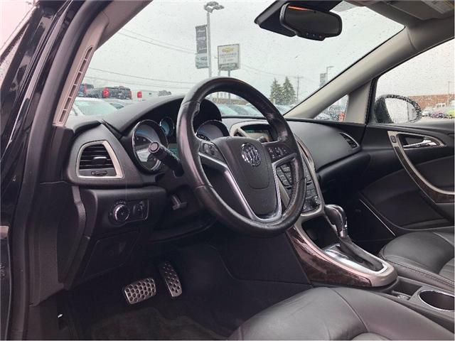 2013 Buick Verano Leather Package (Stk: U251865) in Mississauga - Image 11 of 22
