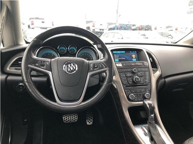 2013 Buick Verano Leather Package (Stk: U251865) in Mississauga - Image 12 of 22