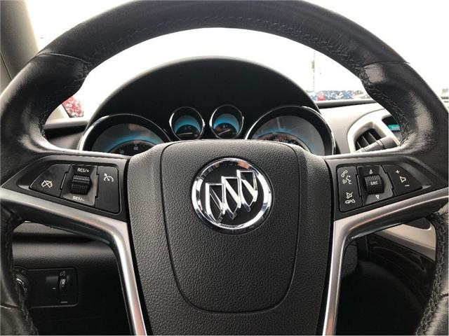 2013 Buick Verano Leather Package (Stk: U251865) in Mississauga - Image 13 of 22