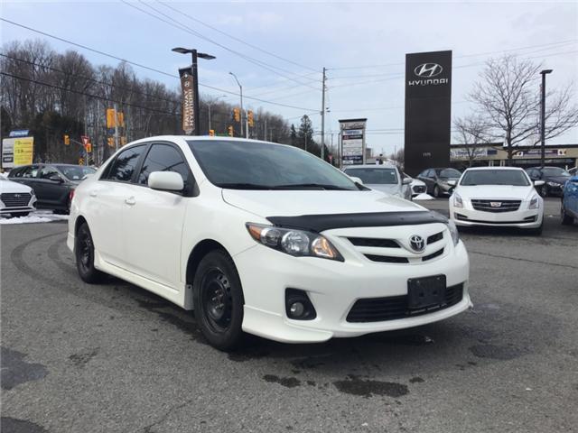 2013 Toyota Corolla CE (Stk: R95175B) in Ottawa - Image 1 of 11