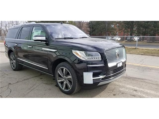 2019 Lincoln Navigator L Reserve (Stk: 19NV1538) in Unionville - Image 1 of 18