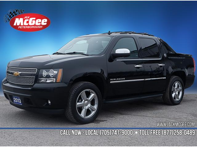 2013 Chevrolet Avalanche LTZ (Stk: 18945A) in Peterborough - Image 1 of 19