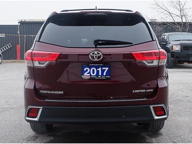 2017 Toyota Highlander Limited (Stk: 19213A) in Peterborough - Image 5 of 23