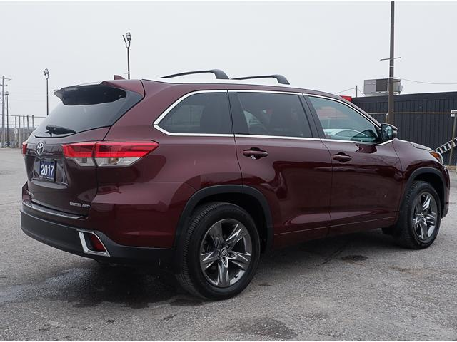 2017 Toyota Highlander Limited (Stk: 19213A) in Peterborough - Image 7 of 23