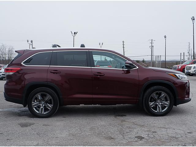 2017 Toyota Highlander Limited (Stk: 19213A) in Peterborough - Image 9 of 23