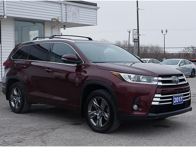 2017 Toyota Highlander Limited (Stk: 19213A) in Peterborough - Image 10 of 23