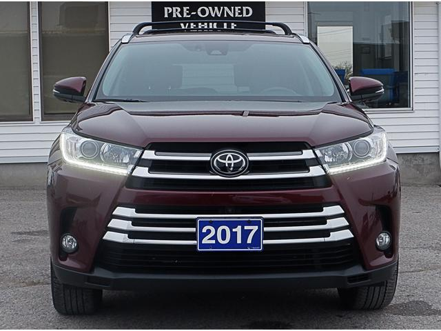 2017 Toyota Highlander Limited (Stk: 19213A) in Peterborough - Image 11 of 23