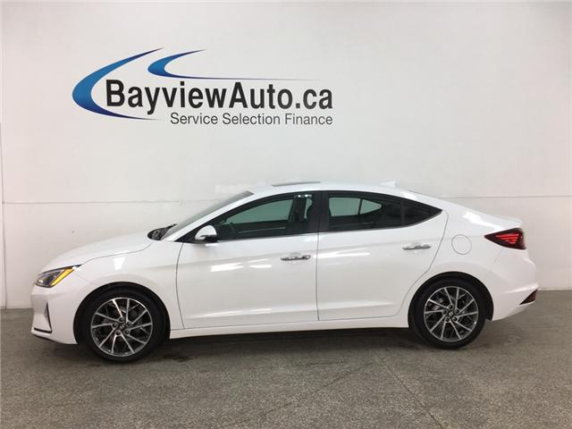 2019 Hyundai Elantra Ultimate (Stk: 34791EW) in Belleville - Image 1 of 29