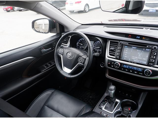 2017 Toyota Highlander Limited (Stk: 19213A) in Peterborough - Image 19 of 23