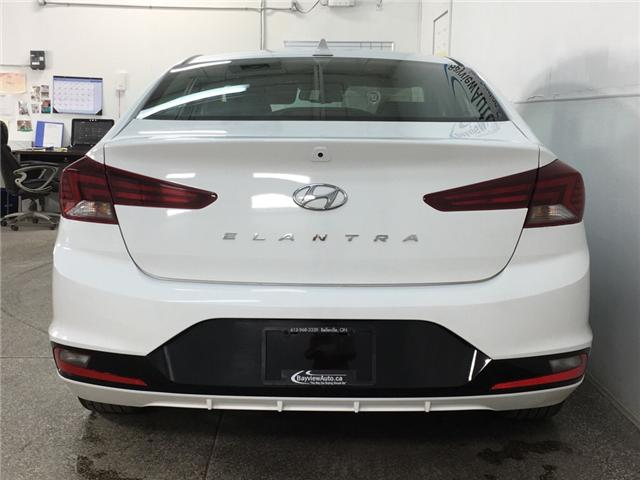 2019 Hyundai Elantra Luxury (Stk: 34791EW) in Belleville - Image 6 of 29