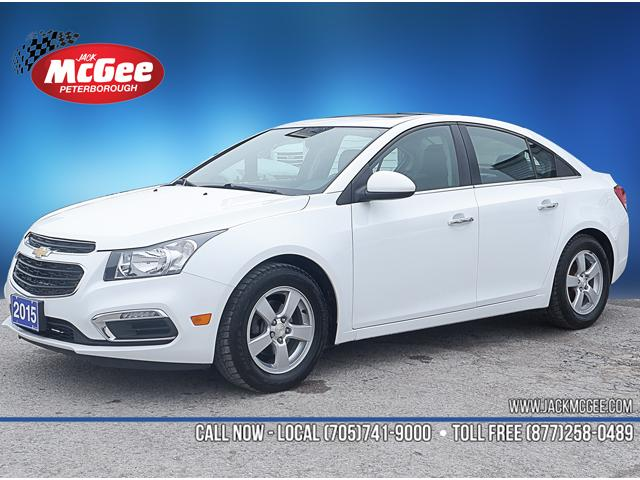 2015 Chevrolet Cruze 2LT (Stk: 19292A) in Peterborough - Image 1 of 19