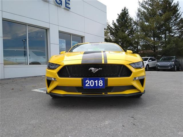 2018 Ford Mustang GT Premium (Stk: P1199) in Uxbridge - Image 3 of 12