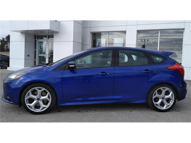 2014 Ford Focus ST Base (Stk: P1218) in Uxbridge - Image 2 of 15
