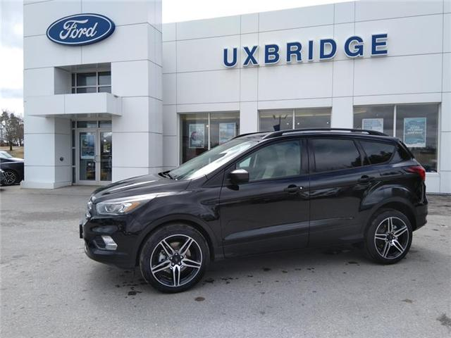 2019 Ford Escape SEL (Stk: IES8861) in Uxbridge - Image 1 of 16