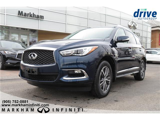 2017 Infiniti QX60 Base (Stk: K615A) in Markham - Image 1 of 26