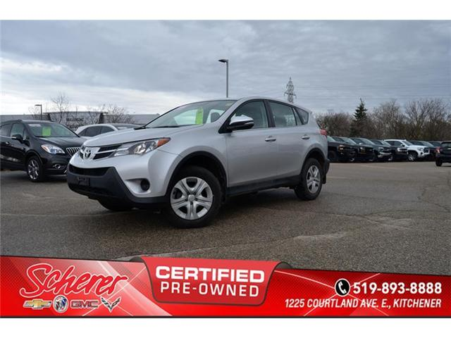 2014 Toyota RAV4 LE (Stk: 196460A) in Kitchener - Image 1 of 9