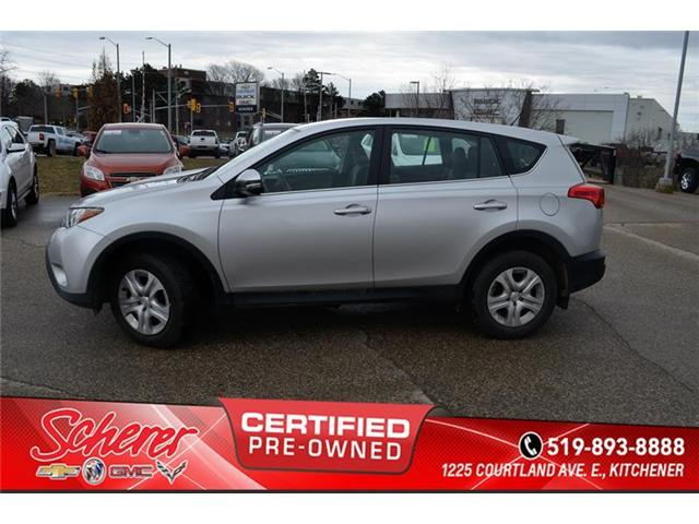 2014 Toyota RAV4 LE (Stk: 196460A) in Kitchener - Image 2 of 9