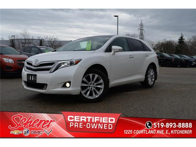 2014 Toyota Venza Base (Stk: 196460B) in Kitchener - Image 1 of 9
