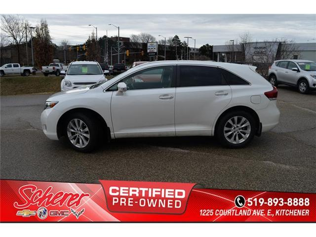 2014 Toyota Venza Base (Stk: 196460B) in Kitchener - Image 2 of 9