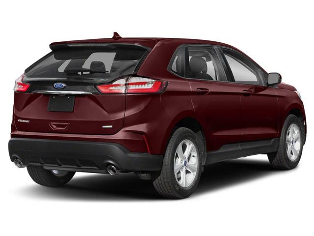 2019 Ford Edge SEL (Stk: K-858) in Calgary - Image 3 of 9