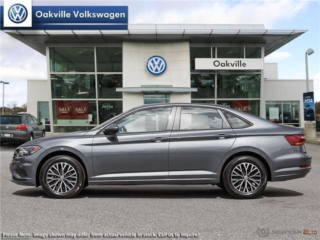 2019 Volkswagen Jetta 1.4 TSI Highline (Stk: 20470) in Oakville - Image 3 of 23