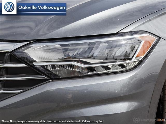 2019 Volkswagen Jetta 1.4 TSI Highline (Stk: 20470) in Oakville - Image 10 of 23