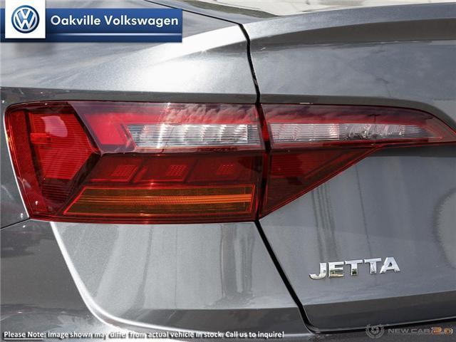 2019 Volkswagen Jetta 1.4 TSI Highline (Stk: 20470) in Oakville - Image 11 of 23