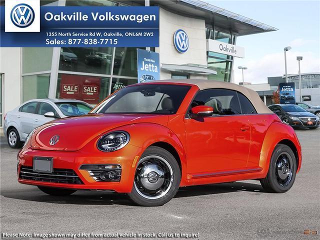 2018 Volkswagen Beetle 2.0 TSI Coast (Stk: 21007) in Oakville - Image 1 of 23