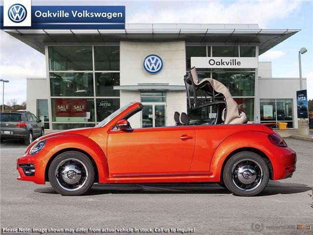 2018 Volkswagen Beetle 2.0 TSI Coast (Stk: 21007) in Oakville - Image 3 of 23