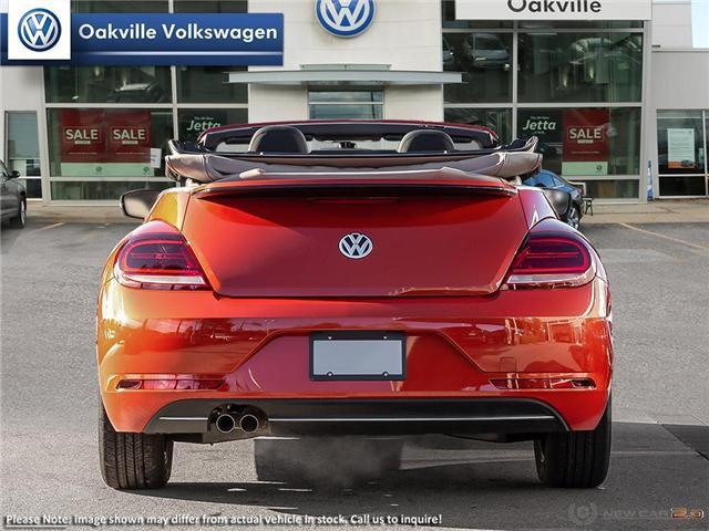 2018 Volkswagen Beetle 2.0 TSI Coast (Stk: 21007) in Oakville - Image 5 of 23