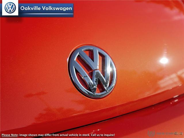 2018 Volkswagen Beetle 2.0 TSI Coast (Stk: 21007) in Oakville - Image 9 of 23