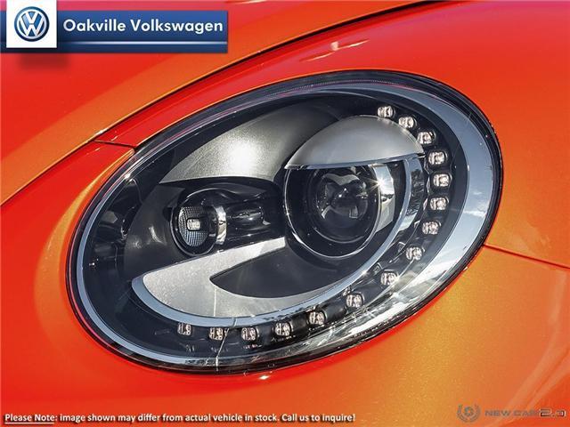 2018 Volkswagen Beetle 2.0 TSI Coast (Stk: 21007) in Oakville - Image 10 of 23