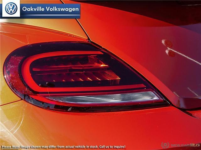2018 Volkswagen Beetle 2.0 TSI Coast (Stk: 21007) in Oakville - Image 11 of 23