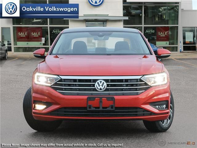 2019 Volkswagen Jetta 1.4 TSI Execline (Stk: 21120) in Oakville - Image 2 of 23