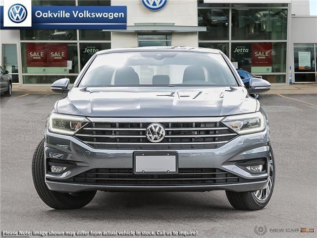 2019 Volkswagen Jetta 1.4 TSI Execline (Stk: 21156) in Oakville - Image 2 of 23