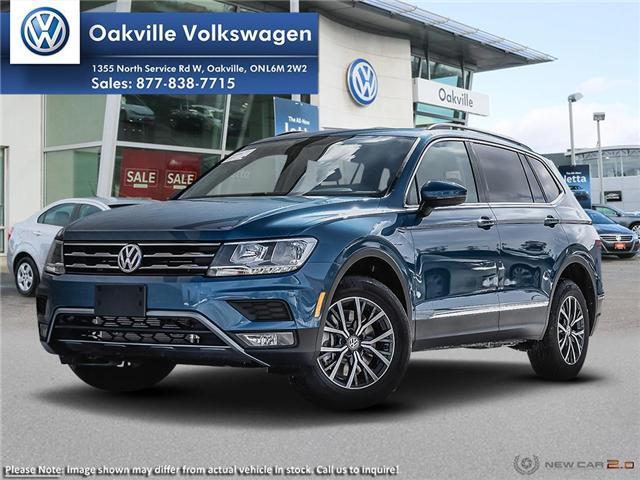 2019 Volkswagen Tiguan Comfortline (Stk: 21235) in Oakville - Image 1 of 10