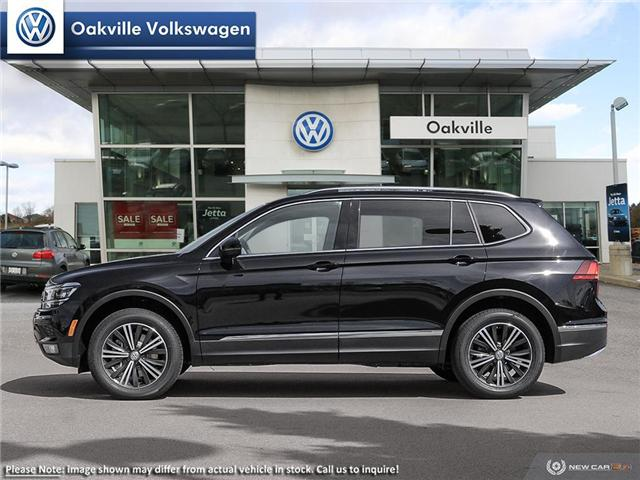 2019 Volkswagen Tiguan Highline (Stk: 21244) in Oakville - Image 3 of 23