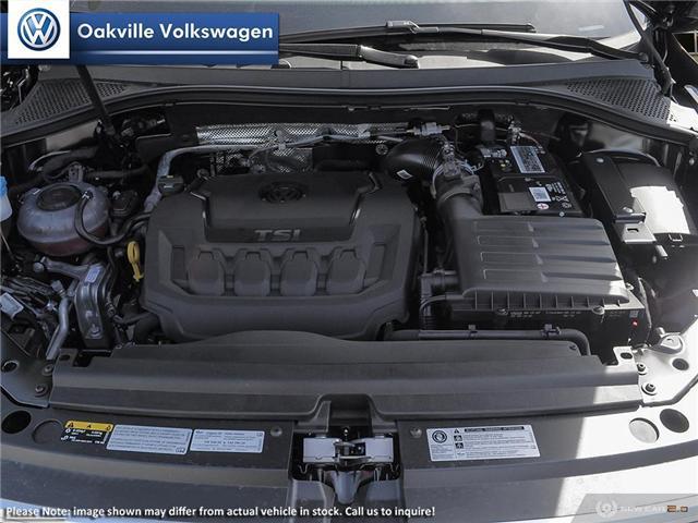 2019 Volkswagen Tiguan Highline (Stk: 21244) in Oakville - Image 6 of 23