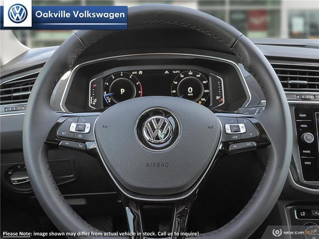 2019 Volkswagen Tiguan Highline (Stk: 21244) in Oakville - Image 13 of 23