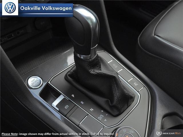 2019 Volkswagen Tiguan Highline (Stk: 21244) in Oakville - Image 17 of 23