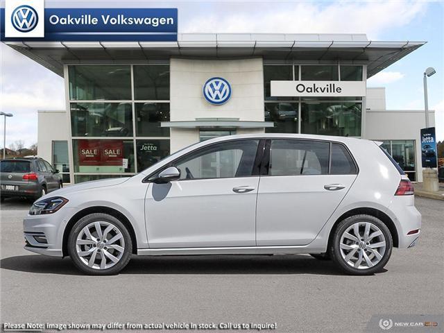 2019 Volkswagen Golf 1.4 TSI Execline (Stk: 21253) in Oakville - Image 3 of 23