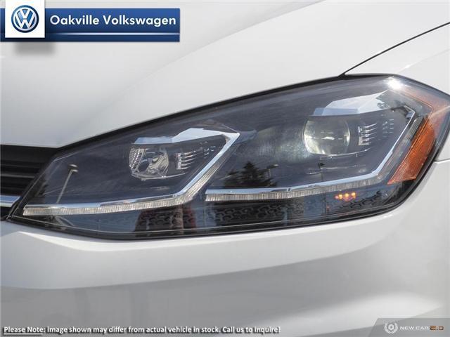 2019 Volkswagen Golf 1.4 TSI Execline (Stk: 21253) in Oakville - Image 10 of 23