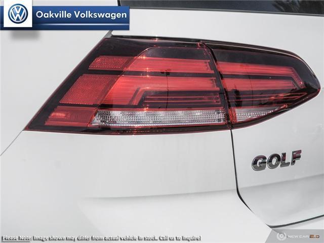 2019 Volkswagen Golf 1.4 TSI Execline (Stk: 21253) in Oakville - Image 11 of 23